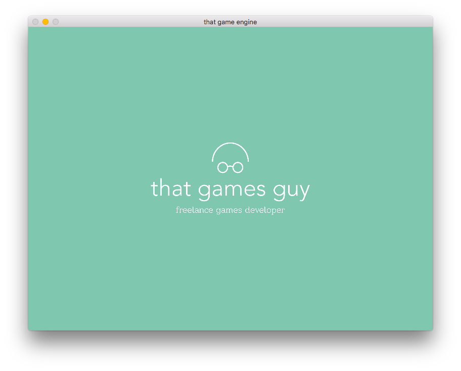 Our New Splash Screen