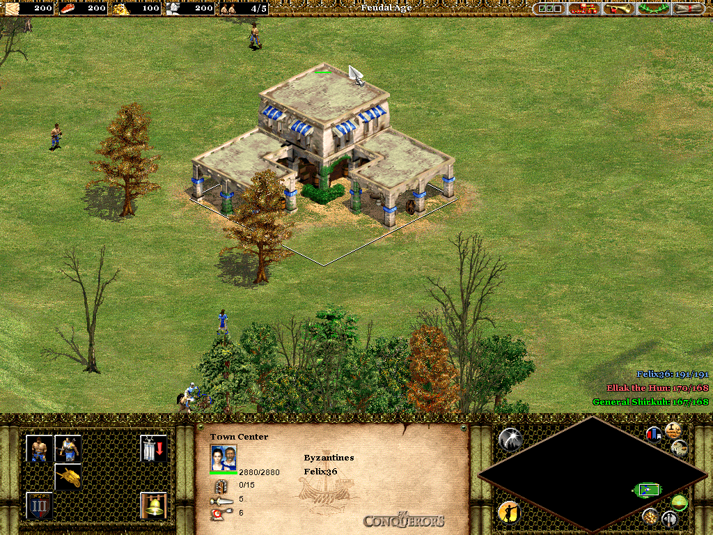 Resource management is not just a consideration for players of RTS games.