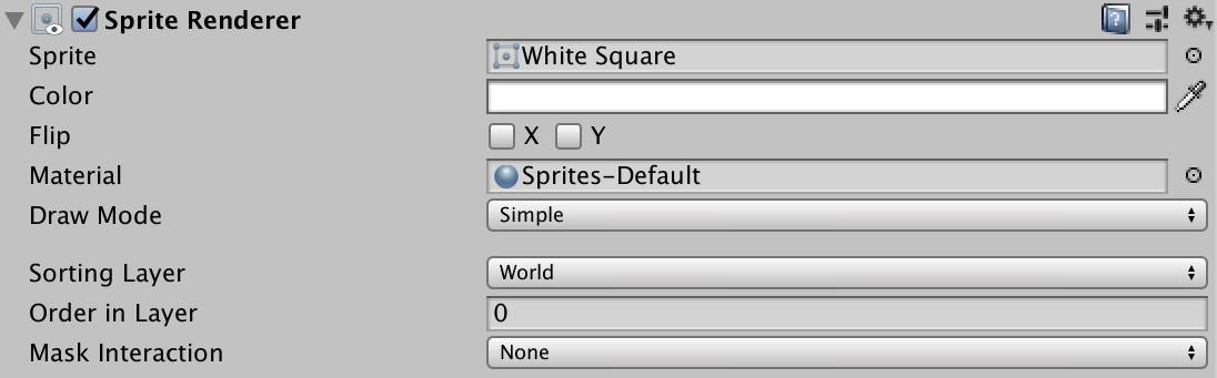 You can set a sort order for sprite renderers in Unity.